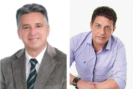 Sérgio Andrekowicz e Giovani Giacomini