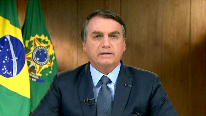 Jair Bolsonaro. (Foto: Reprodução).