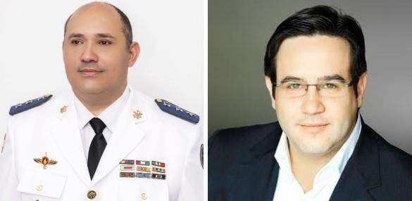 Marcos Colla e Fioravante Buch Neto