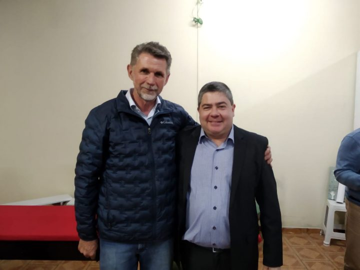 Pedro Ivo e Ernani Bortolini