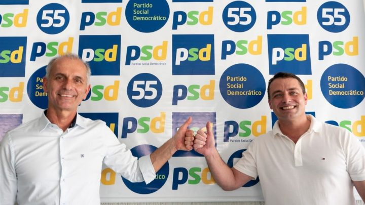 Percy Storck e Juliano Hassan