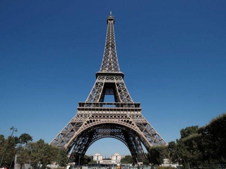 Torre Eiffel. (Foto: Estadão).