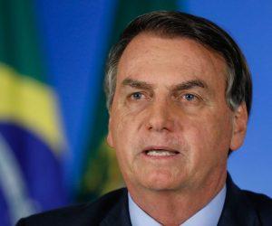 (Brasília - DF, 24/03/2020) Pronunciamento do Presidente da República, Jair Bolsonaro em Rede Nacional de Rádio e Televisão. Foto: Isac Nóbrega/PR